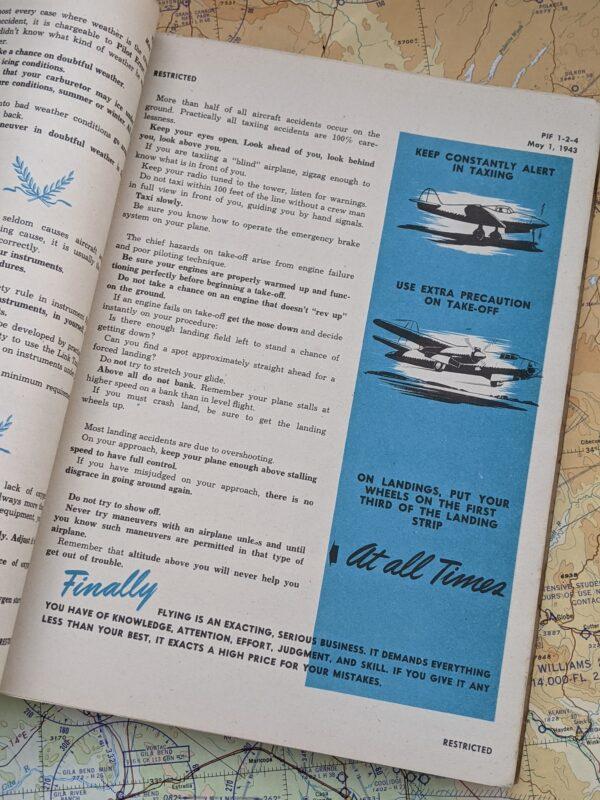 Pilot Information File Sample Page
