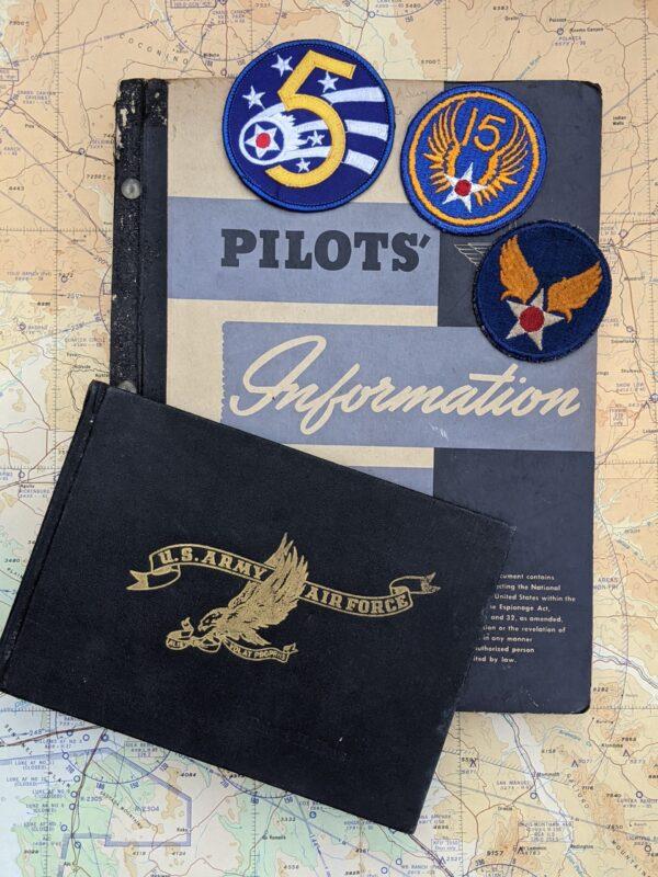 US Army Air Force Memorabilia